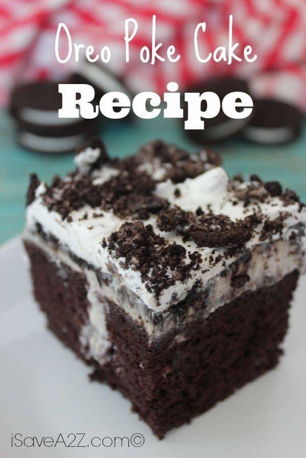 Oreo Poke Cake Isavea2z Com