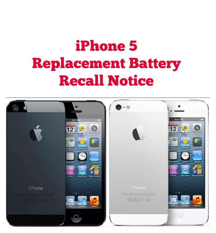 Iphone  Battery Replacement Program
