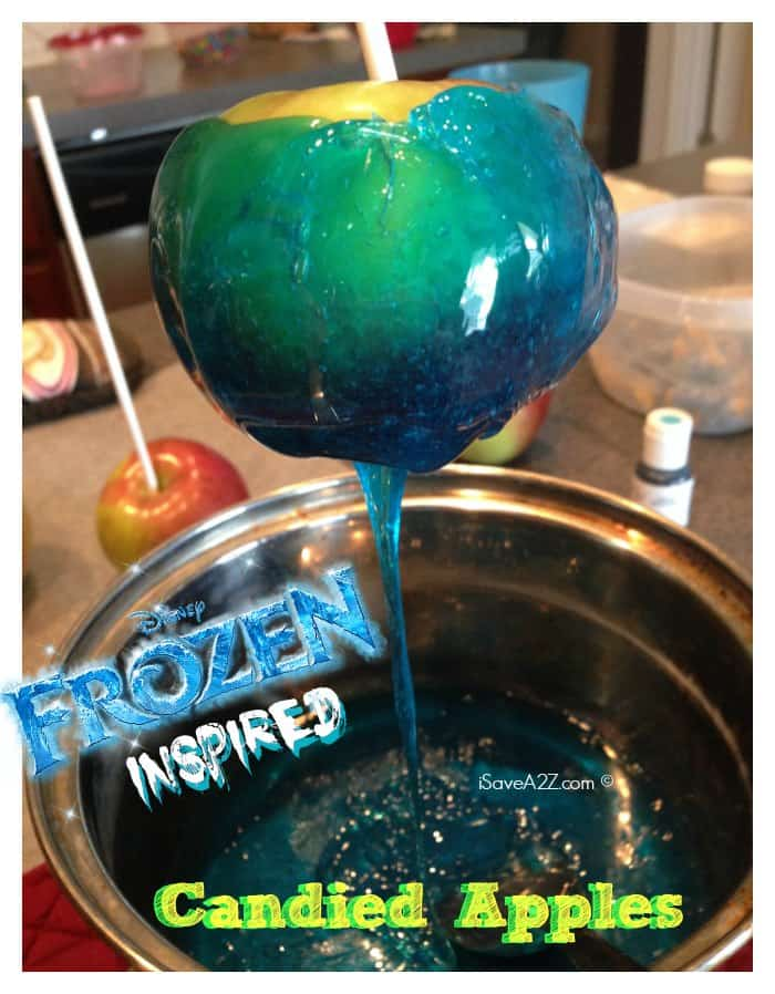 Jolly Rancher Candied Apples: Disney's Frozen Inspired ...