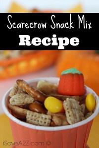 Scarecrow Snack Mix
