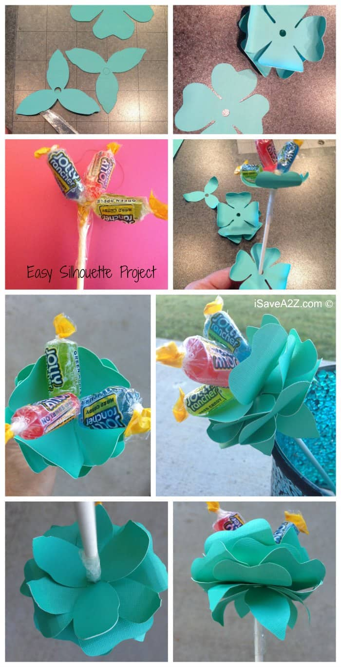 Handmade Flowers From Paper Easy Flowers Healthy