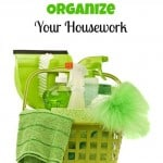 How to Schedule and Organize Your Housework