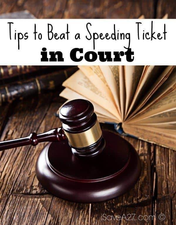 tips to beat a speeding ticket in court. Black Bedroom Furniture Sets. Home Design Ideas