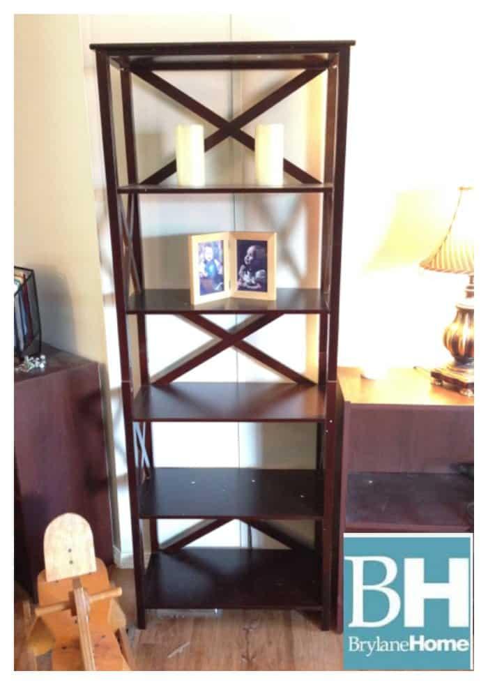 premier 6 shelf corner bookcase white black canada aurora review