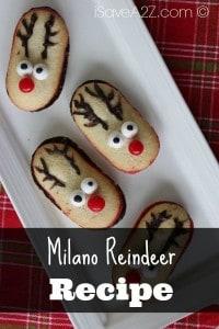 Milano Reindeer