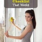 Organizing a Spring Cleaning Checklist That Works