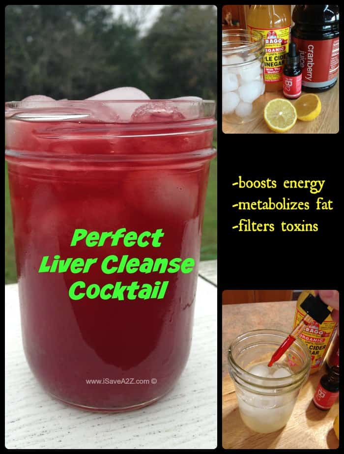 Cleanse your liver with these 2 ingredients health for Perfect drink pro review