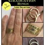 A Beautiful High School Graduation Ring to Cherish