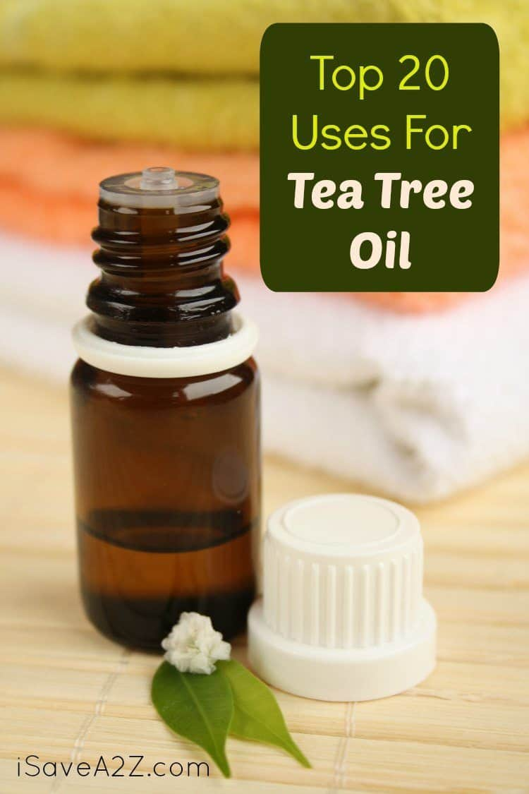Top 20 Uses For Tea Tree Oil Isavea2z Com