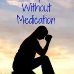 how to solve depression without medication