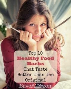 Top 10 Healthy Food Hacks That Taste Better Than The Original