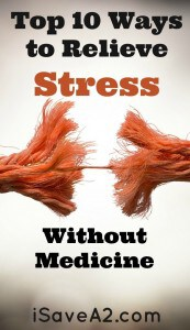 Top 10 Ways to Relieve Stress Without Medication