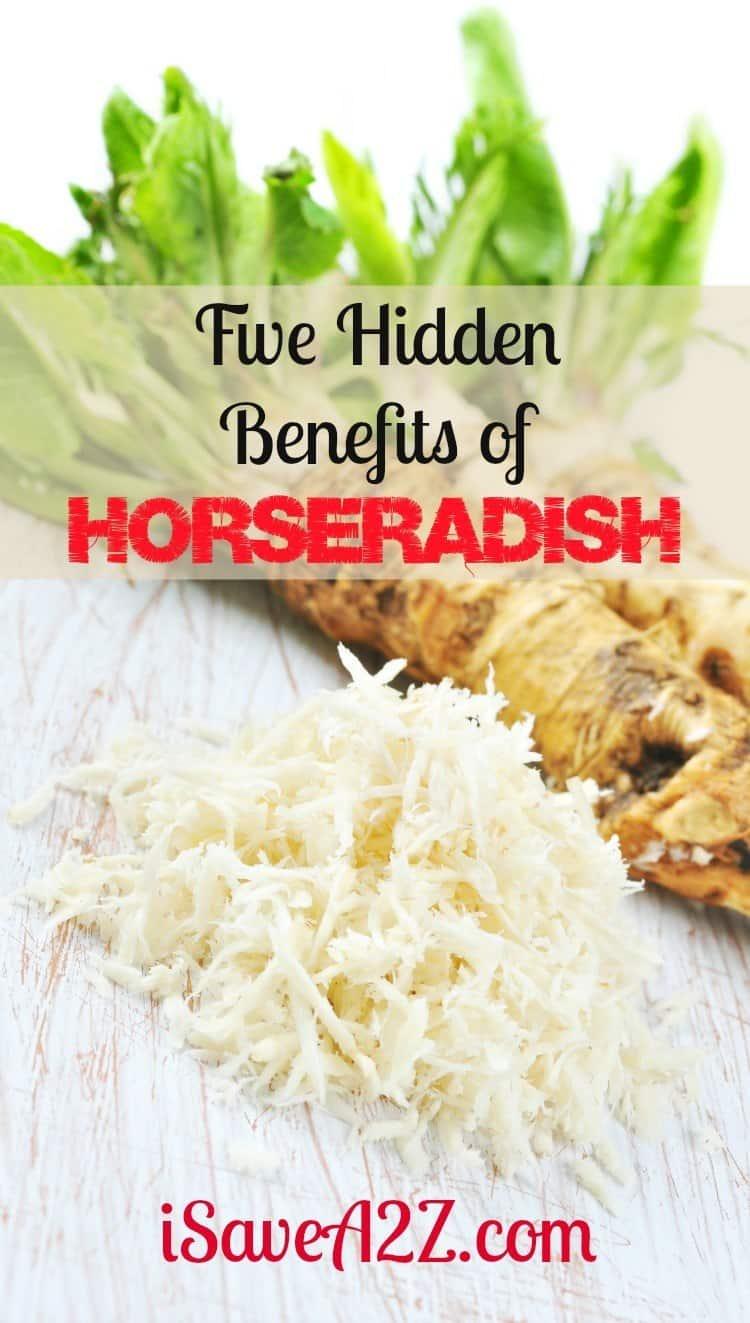 horseradish benefits for weight loss