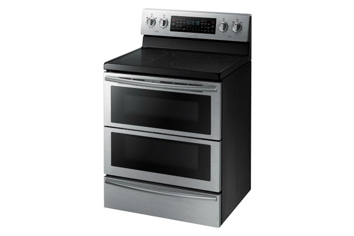My new kitchen love samsung dual door electric range for What is the bottom drawer of an oven for