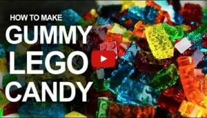 Who Knew Lego Candy Was This Easy to Make?