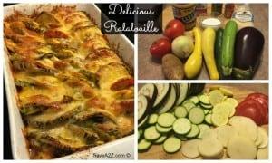 Delicious Ratatouille recipe