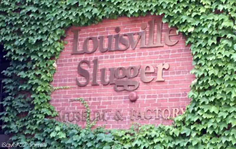 Lousville slugger museum
