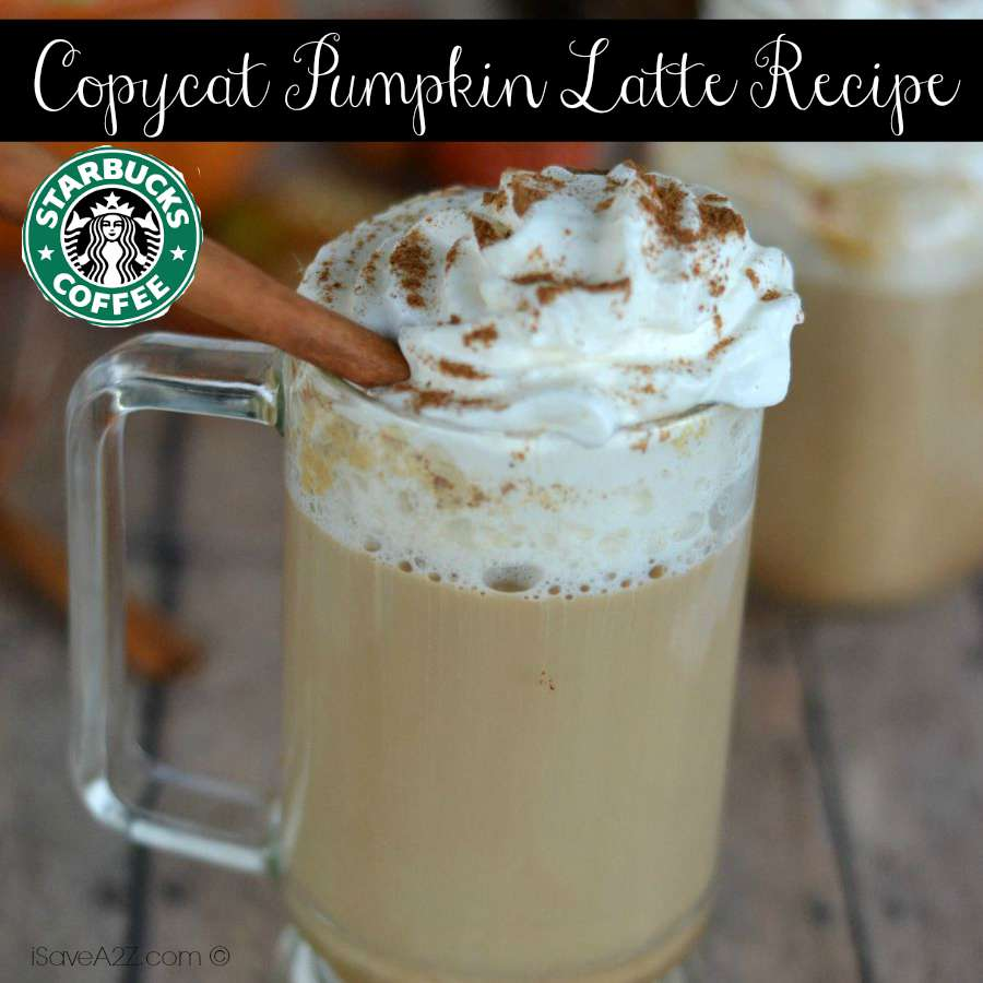 Starbucks Copycat Pumpkin Latte Recipe Isavea2z Com