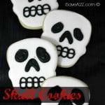 Easy Skull Cookies