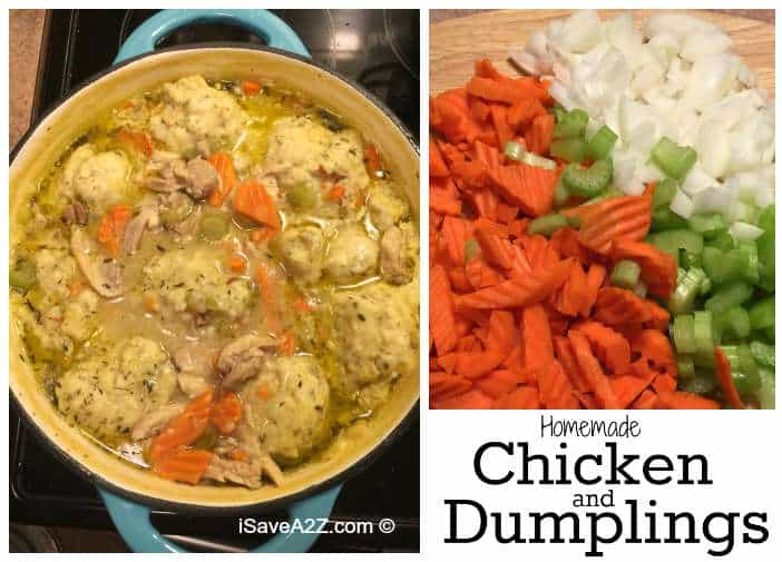 Chicken dumplings recipe crock pot bisquick