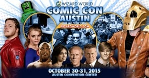 Wizard World Comic Con Austin plus a GIVEAWAY!