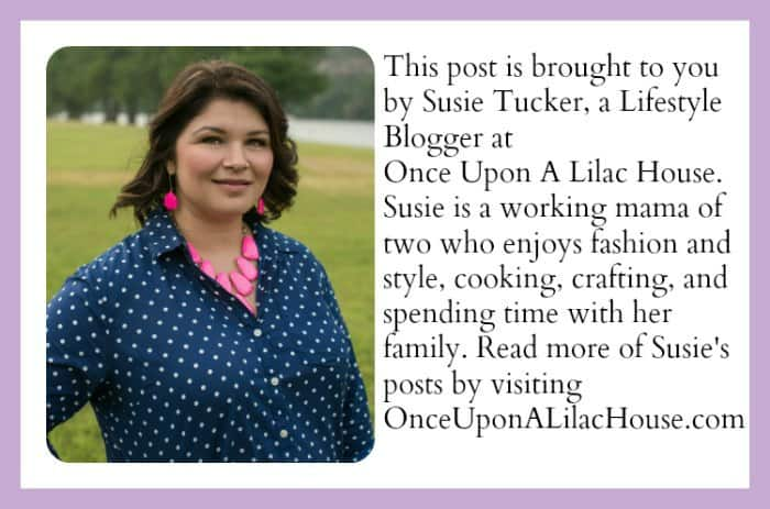 Susie at Once Upon a Lilac House