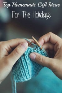 Top Homemade Gifts Ideas For The Holidays