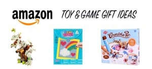 List of Amazon Toy & Game Gift Ideas!