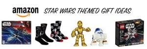 Star Wars Themed Gift Ideas