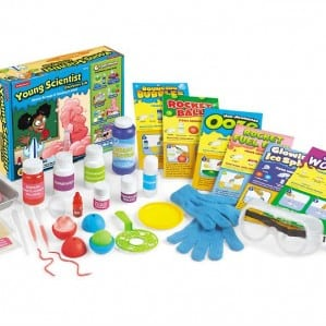 young scientists chemistry set