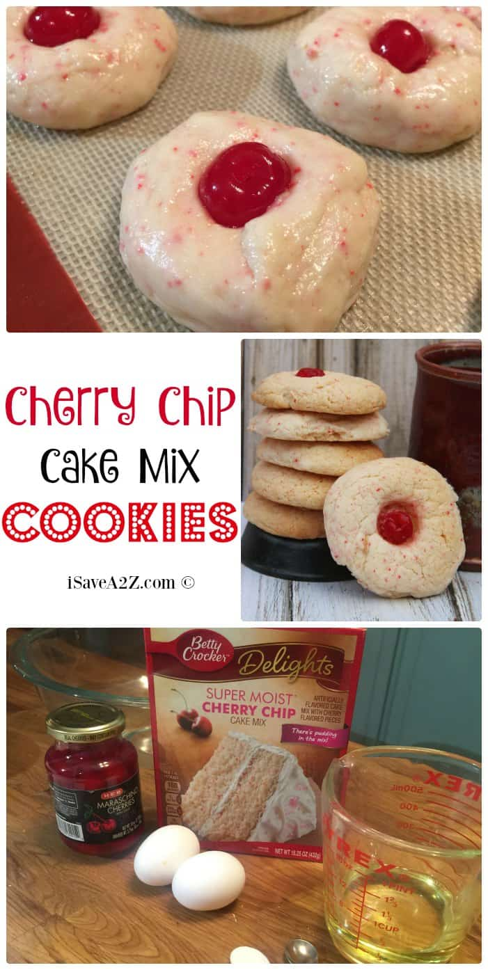 Cookie Recipes With Cake Mix And Pudding