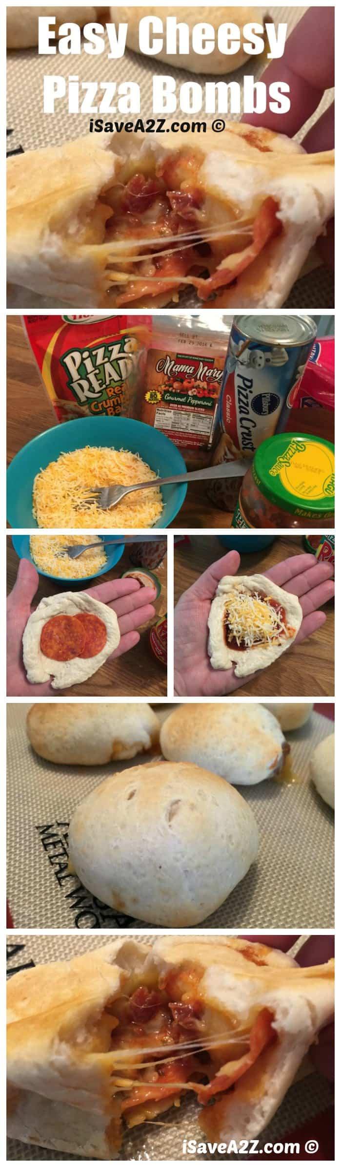 Easy Cheesy Pizza Bread Recipe