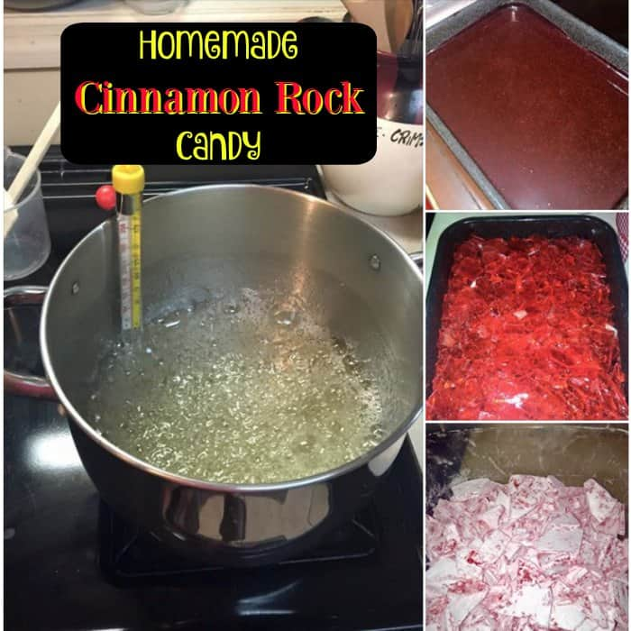 Easy Cinnamon Rock Candy Recipe Isavea2z Com
