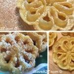 Easy Rosettes Cookie Recipe