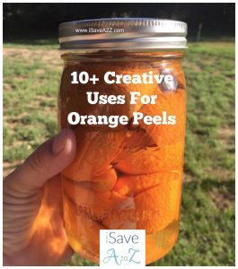 Top 10 Creative Uses For Orange Peels