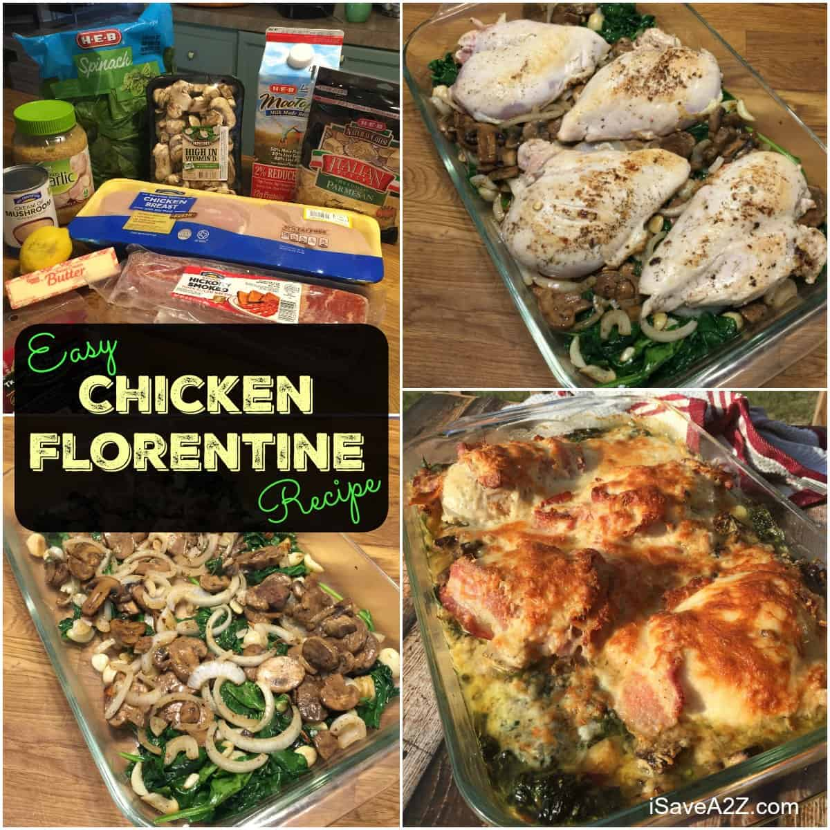 Best chicken florentine soup recipe