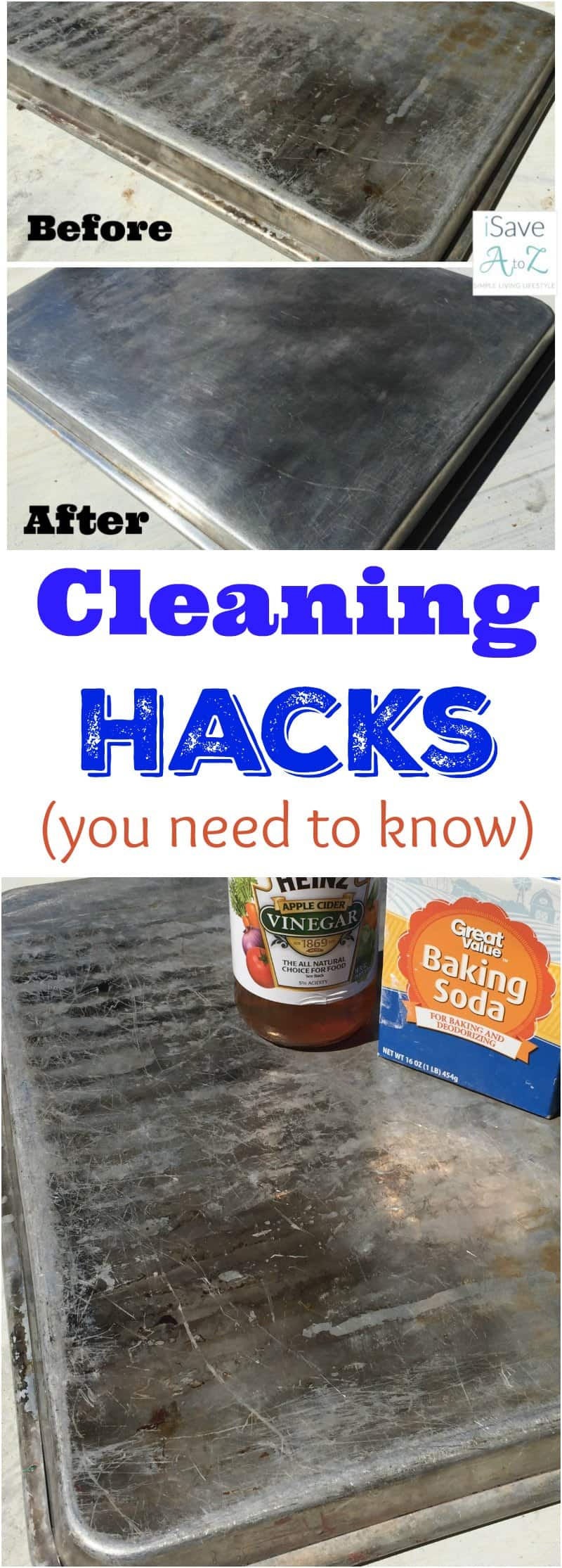 Baking Soda and Vinegar Uses you NEED to know!