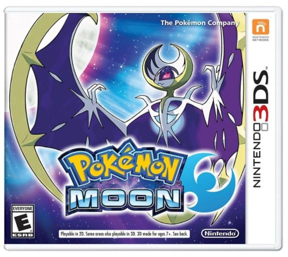 Pokemon Sun and Moon are here