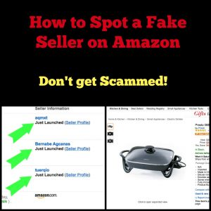 How to Spot a Fake Seller on Amazon