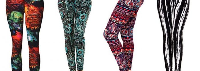 New ViV Collection Leggings Styles Arrived!