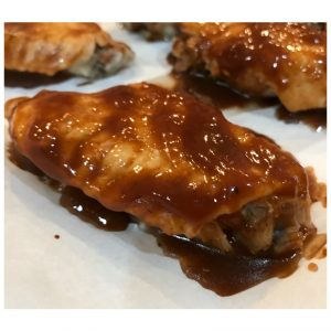 Easy Pressure Cooker BBQ Wings