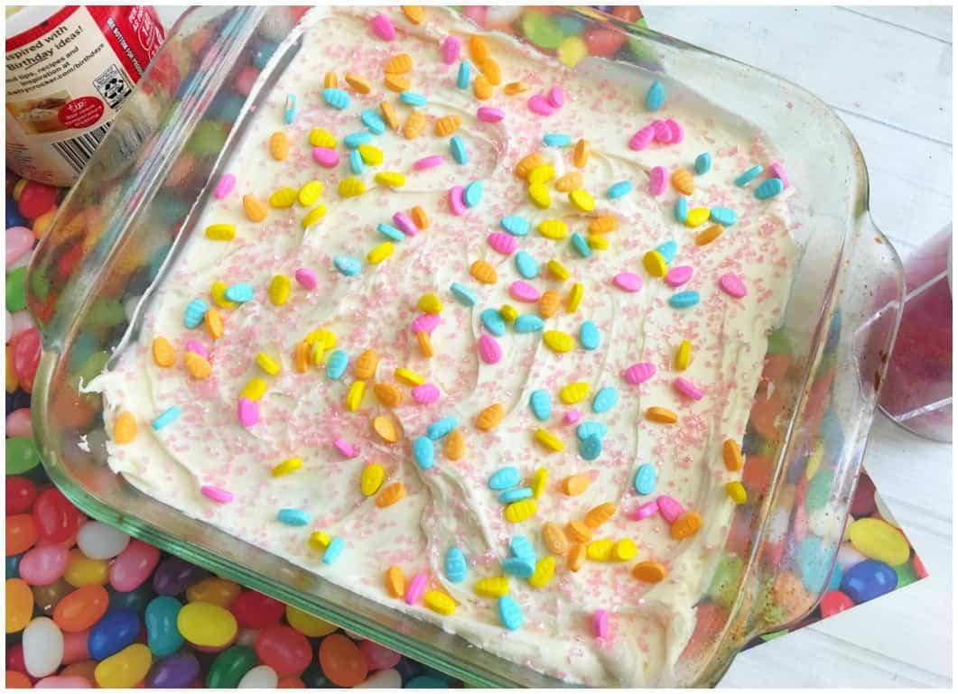 Easy Sugar Cookie Bars Recipe
