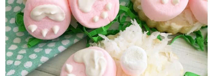 Easy Bunny Butt Cookie Recipe